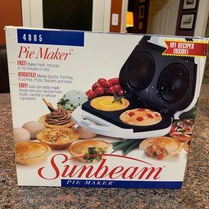 Sunbeam Pie Maker